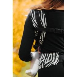 Porte bébé 4ever Neo Zebra Black & White