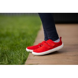 Kids Barefoot Jolly Red