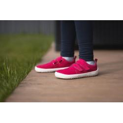 Kids Barefoot Jolly dark Pink