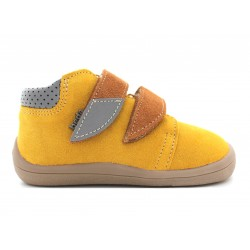 Chaussures souples montantes Mauro