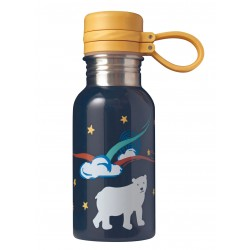 Gourde inox Ours Polaire 400 ml