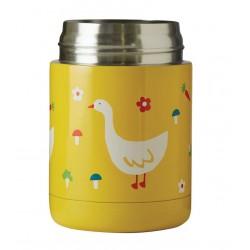 Boite Repas Isotherme inox Duck 450 ml