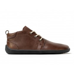Barefoot Shoes Icon Dark Brown