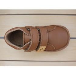 Barefoot double scratch Caramel