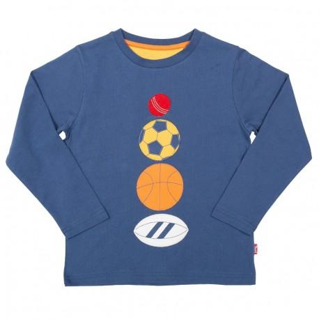 T-Shirt coton bio Ball