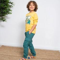 Pantalon coton bio Utility