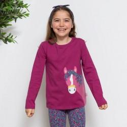 T-Shirt coton bio My Pony