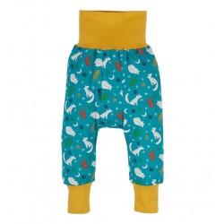 Pantalon coton bio Woodland