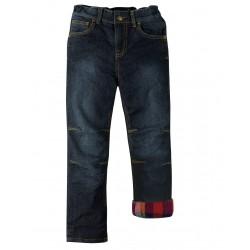 Jeans coton bio doublé Lumberjack