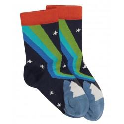 Lot 3 paires chaussettes coton bio Nord