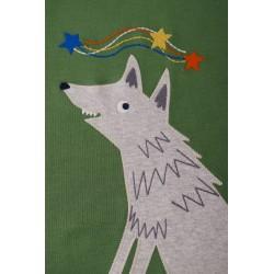 T-Shirt coton bio Wolf