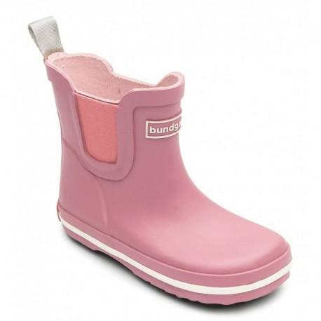 Bottes de Pluie Charly Low Old Rose
