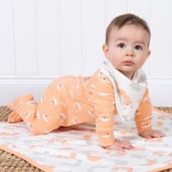 Pyjama coton bio Foxy