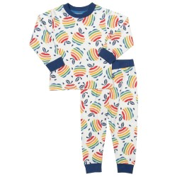 Pyjama coton bio Apple