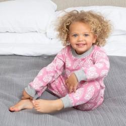 Pyjama coton bio Ditsy Heart