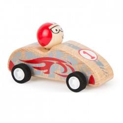 Formule1 à friction Rouge