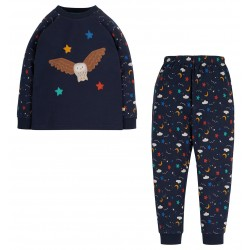 Pyjama coton bio Moonlight