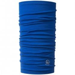 Tour de cou laine Mérinos Eisenstein Bleu Roi