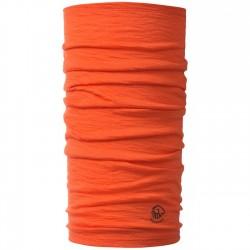 Tour de cou laine Mérinos Eisenstein Orange