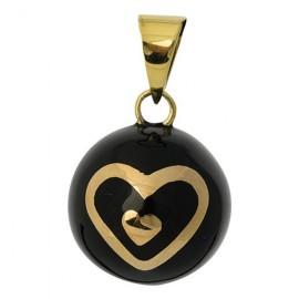 Bola noire Coeur