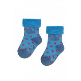 Lot chaussettes coton bio bébé