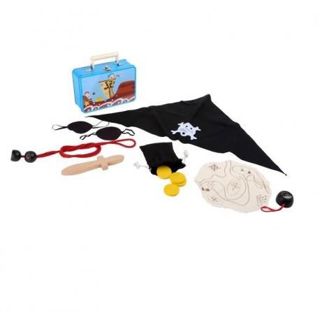 kit deguisement pirate