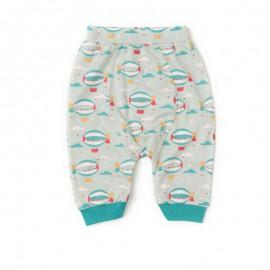 Pantalon coton bio Léger 3-6 Mois