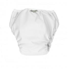 culotte apprentissage lavable blanche