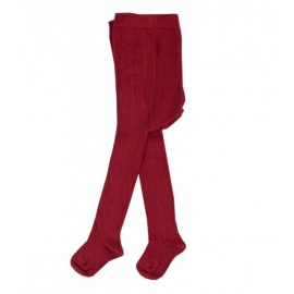 Collants coton bio Cassis