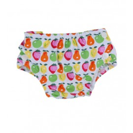 couche de piscine fruits
