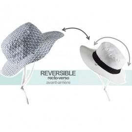 Chapeau Anti-UV réversible Kapel Graphik