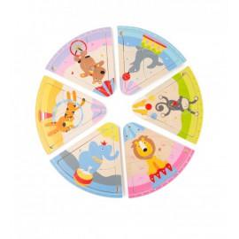 Puzzle cirque