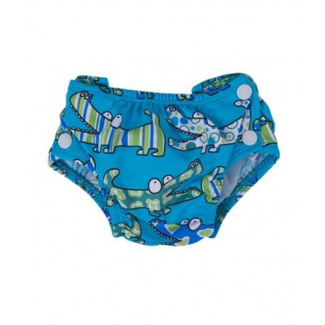 maillot de bain lavable bébé crocodile