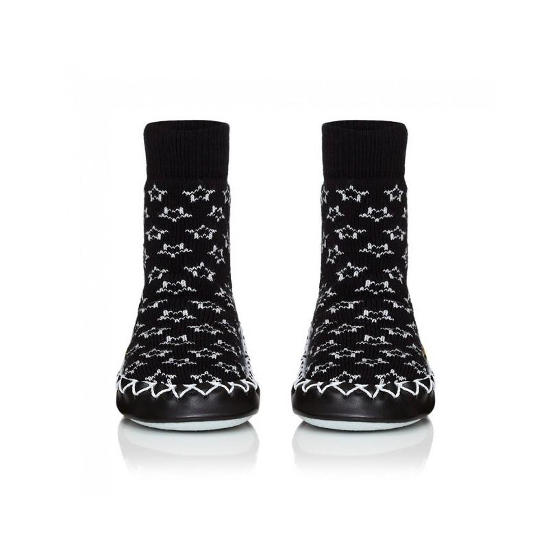 dd11dd79958e5 Chaussons-chaussettes Femme - Meli Melo bio