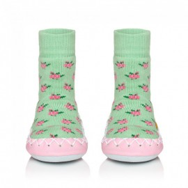 Chaussons Chaussettes Roses