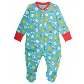 Pyjama arc en ciel bébé