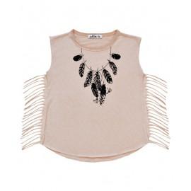 Tee-shirt coton bio Luna