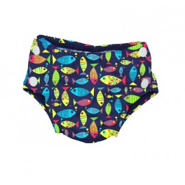 Couche De Piscine Fish