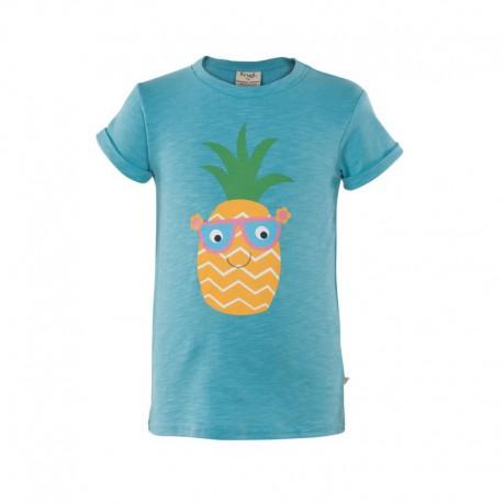 Tee-shirt coton bio Ananas