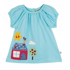 Top Coton Bio Little Home 3-6 Mois