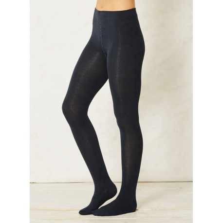 Collants bambou Navy
