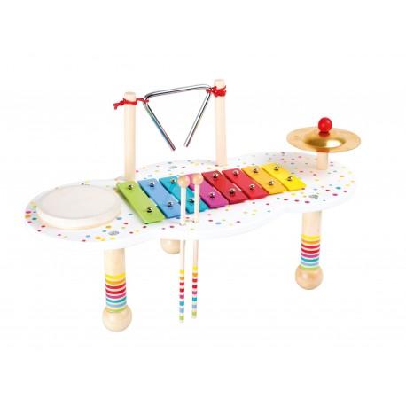 Table a musique bois Tintamarre