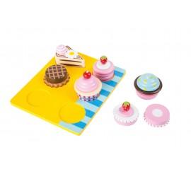 Cupcakes et Gâteaux à Découper