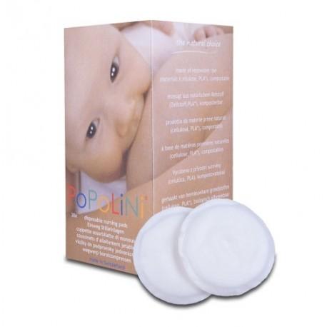 Coussinets d'allaitement Biodegradables