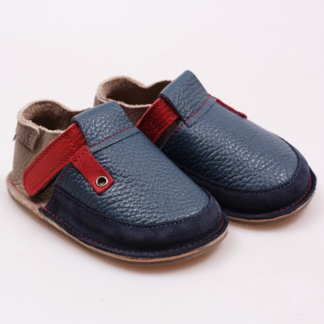 Blue Lavera Shoes