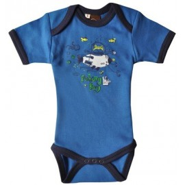 Body coton bio Flying Boy 3 Mois