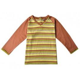 Tee-Shirt coton bio Ted 6 Mois