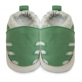 Sandales souples cuir Green Peace