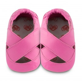 Sandales souples cuir Ballet Slippers