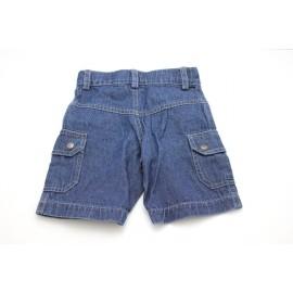 Short en jean coton bio LULU